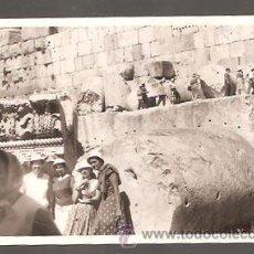Fotografía antigua: FOTO * EGIPTO , GRUPO DE PERSONAS *. Lote 38315879