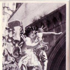Fotografía antigua: SEMANA SANTA SEVILLA - FOTOGRAFIA DE 9X12 CM - HDAD DE LA RESURECCION - 1978. Lote 38612804