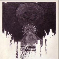 Fotografía antigua: SEMANA SANTA SEVILLA - FOTOGRAFIA DE 9X12 CM - LA TRINIDAD - AÑO 1978. Lote 38612821
