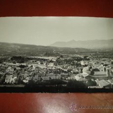 Fotografía antigua: ANTIGUA FOTOGRAFIA PANORAMICA DE IBI AÑO 1950-60S TAMAÑO GIGANTE PANORAMICO 104X60 CM. Lote 38585048