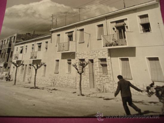 Fotografía antigua: Antigua Fotografia de IBI ** Calle San Pascual ** Año 1960s. - Foto 3 - 38734069