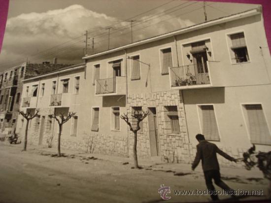 Fotografía antigua: Antigua Fotografia de IBI ** Calle San Pascual ** Año 1960s. - Foto 2 - 38734069