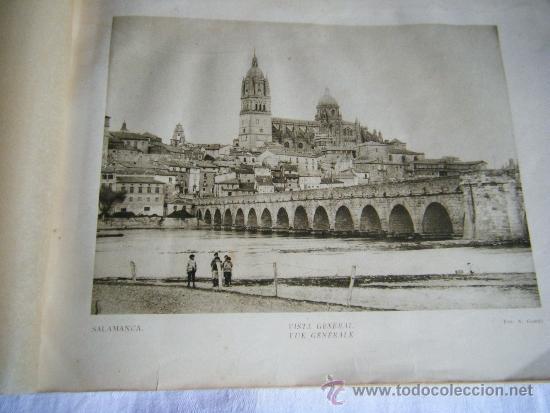 Fotografía antigua: SALAMANCA - 1927 - FOTOGRAFIAS ANTIGUAS - 20 X 25 - Foto 2 - 38707903