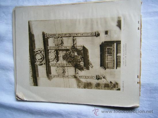 Fotografía antigua: SALAMANCA - 1927 - FOTOGRAFIAS ANTIGUAS - 20 X 25 - Foto 4 - 38707903