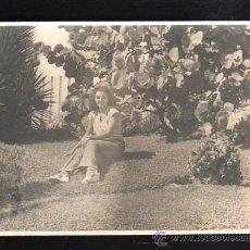 Fotografía antigua: CUBA. FOTOGRAFIA DE VARADERO. VERANO DE 1945. 12 X 18CM.. Lote 39274593