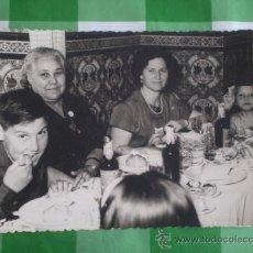 Fotografía antigua: ANTIGUA FOTOGRAFIA FAMILIAR,CADIZ 1965. Lote 39170600