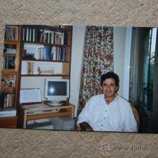 Fotografía antigua: FOTOGRAFÍA. JOSÉ LUIS LANDERO. ESCRITOR.. Lote 39240805