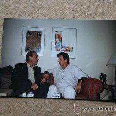 Fotografía antigua: FOTOGRAFÍA. JOSÉ LUIS LANDERO. ESCRITOR.. Lote 39240813
