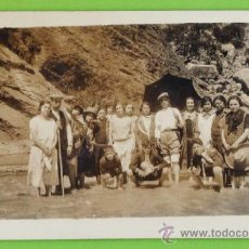 Fotografía antigua: FOTOGRAFIA ++ ¿ LA RECONOCE ? ++ - GRUPO FAMILIAR - SIN + DATOS - AÑOS 30 / 40 - . Lote 39288689