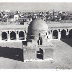 Fotografía antigua: LOTE DE 7 FOTOGRAFÍAS CON DIFERENTES VISTAS DE EGIPTO. AÑOS 40-50. Lote 39326079