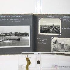 Fotografía antigua: ALBUM DE FOTOS DE VIAJE A LA ALEMANIA (1937-1938) DE MATRIMONIO CATALÁN-ALEMÁN. Lote 39415088