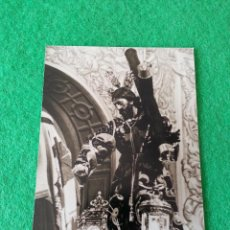 Fotografía antigua: FOTOGRAFIA DE CRISTO. Lote 39617429