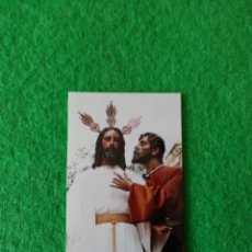 Fotografía antigua: FOTOGRAFIA DE CRISTO. Lote 39617543
