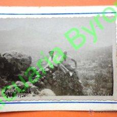 Fotografía antigua: FOTOGRAFÍA. SANTA LUCÍA. 1934. (7,5 X 10,5 CM) . Lote 39753034