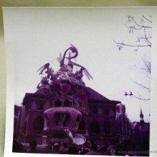 Fotografía antigua: FOTOGRAFIA ANTIGUA COLOR, FALLAS VALENCIA, 1969, FALLA DEL MERCAT. Lote 40143693