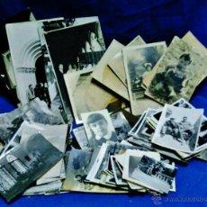 Fotografía antigua: LOTE DE MAS DE 200 FOTOGRAFIAS - DIFERENTES - B/N - TEMAS VARIOS - VER FOTOS - AÑOS 1900 / 60 - RD27. Lote 40178207