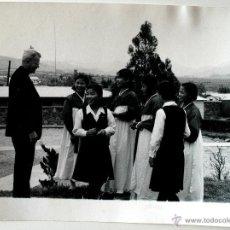 Fotografía antigua: FOTOGRAFÍA ORIGINAL DEL REVERENDO DAVE SHEEHAN EN KANJIN, COREA, 1972 . Lote 40688419