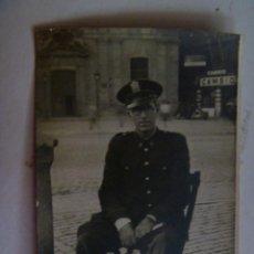 Fotografía antigua: FOTO POLICIA URBANO DE BARCELONA , AÑOS 30 .. Lote 41050129