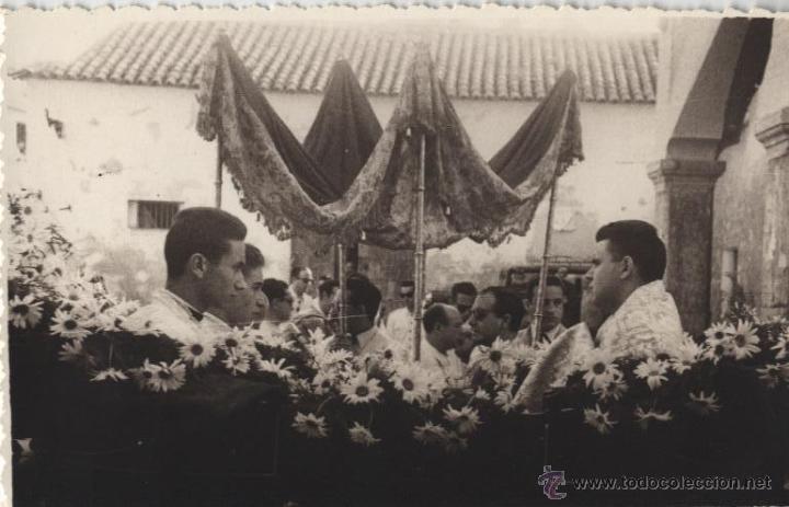 * SANTIAGO DE COMPOSTELA * SOPORTAL, PALIO (Fotografía Antigua - Fotomecánica)