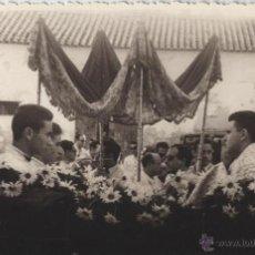 Fotografía antigua: * SANTIAGO DE COMPOSTELA * SOPORTAL, PALIO. Lote 41219115