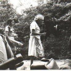 Fotografía antigua: FOTOGRAFIA DE UNA GUERRILLA SUDAMERICA. Lote 41668957