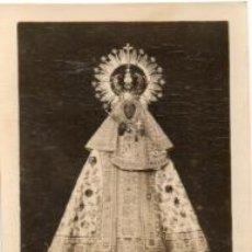 Fotografía antigua: ANTIGUA FOTOGRAFIA VIRGEN DE GUADALUPE - CACERES. Lote 42003389