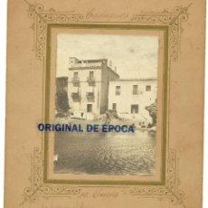 Fotografía antigua: (FOT-33)FOTOGRAFIA DE CADAQUES,SA CUESTA,PRINCIPIOS DE SIGLO. Lote 42641264