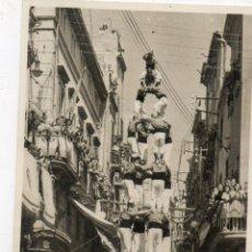 Fotografía antigua: FOTOGRAFIA ANTIGUA-VILAFRANCA DEL PANADES. Lote 42818322