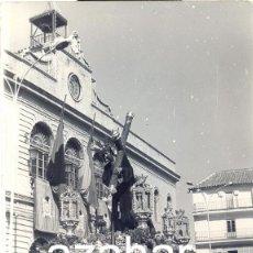 Fotografía antigua: ECIJA, AÑOS 60, COFRADIA DE NTRO.PADRE JESUS NAZARENO, 105X148MM. Lote 42994366