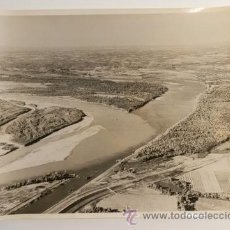 Fotografía antigua: FOTOGRAFIA DEL RÍO MISSISSIPPI-PHOTO LAB.USIS-AÑOS 60. Lote 43391213