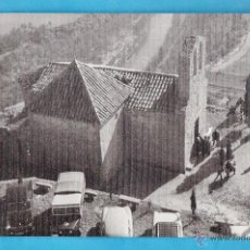 Photographie ancienne: FOTOGRAFIA - IGLESIA ROMANICA - CASTILLO BALSARENY - SIN + DATOS - AÑOS 60 - RD18. Lote 43392770