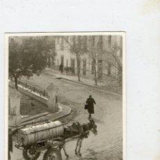 Fotografía antigua: FOTOGRAFIA SEVILLA- EL AGUADOR- 10 X 7 CENTIMETROS. Lote 43445785