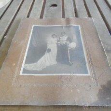 Fotografía antigua: ANTIGUA FOTO DE CABALLERO MAESTRANTE DE LA MAESTRANZA DE CABALLERIA DE SEVILLA . Lote 43643744