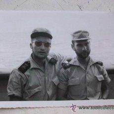 Fotografía antigua: MARINA - JUAN SEBASTIAN ELCANO : FOTO DE MARINEROS. AÑO 1963. Lote 44064581