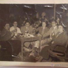 Fotografía antigua: ANTIGUA FOTOGRAFIA FERIA DE ABRIL,SEVILLA.1956.. Lote 45220272