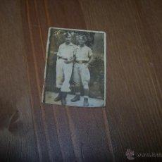 Fotografía antigua: PEQUEÑA FOTOGRAFÍA MILITARES, CÁDIZ 1944? .. Lote 45801375