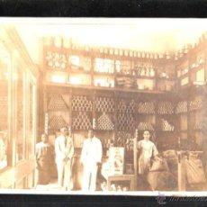 Fotografía antigua: ANTIGUA FOTOGRAFIA DE UN COLMADO. CUBA. 25 X 19CM.. Lote 45811081