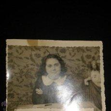 Fotografía antigua: ANTIGUA FOTOGRAFIA ESCOLAR - AÑOS 40 - RECUERDO DE MI COLEGIO. Lote 45998267