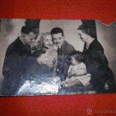 Fotografía antigua: FOTOGRAFIA FAMILIAR ANTIGUA 1959 SANTANDER. Lote 46025950