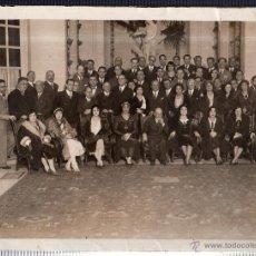 Fotografía antigua: FOTOGRAFIA JACINTO BENAVENTE.MARGARITA XIRGU.HNOS QUINTERO.PEREZ ZUÑIGA.MOISES SIMONS. BONAFE. CUBA.. Lote 46246892