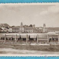 Fotografía antigua: FOTOGRAFIA ++ ¿LA RECONOCE?++ PALACIO / CASA / EDIFICIO - SIN MAS DATOS - AÑOS 50 - MJJ. Lote 46359488