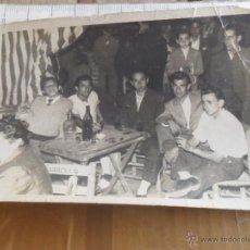 Fotografía antigua: FOTO FOTOGRAFIA ANTIGUA FERIA DE ABRIL SEVILLA. Lote 46406962