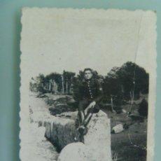 Fotografía antigua: MILITAR CONDUCTOR DE INGENIEROS . EPOCA ALFONSO XIII . Lote 46455566