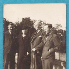 Fotografía antigua: FOTOGRAFIA ++ ¿LA RECONOCE? ++ GRUPO FAMILIAR - SIN MAS DATOS - AÑO 1936 - MJJ. Lote 46996307