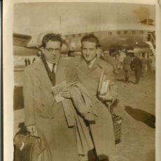 Fotografía antigua: BARAJAS 1955. Lote 47313458