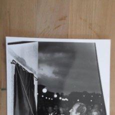 Fotografía antigua: CASA REAL FOTOGRAFÍA ORIGINAL BLANCO Y NEGRO AÑOS 70 / 80 REY JUAN CARLOS REINA SOFIA REY FELIPE VI. Lote 47326645