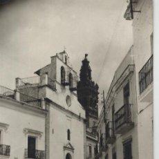 Photographie ancienne: CASA DE ¿ JEREZ DE LOS CABALLEROS? - 1957. Lote 47734157