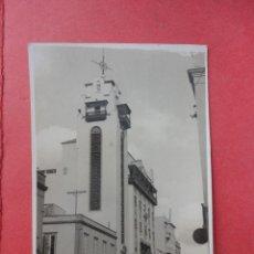 Fotografía antigua: EDIFICIO. FRONTÓN LAS PALMAS (12 X 8 CM). Lote 48190388