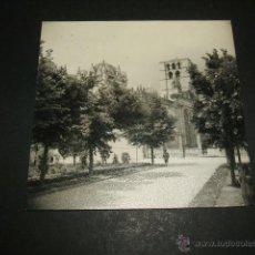 Fotografía antigua: ZAMORA ASPECTO URBANO ANTIGUA FOTOGRAFIA. Lote 48746010