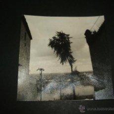 Fotografía antigua: ZAMORA ASPECTO URBANO ANTIGUA FOTOGRAFIA. Lote 48746017